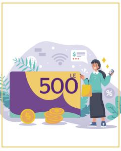 Hatolna Credit 500