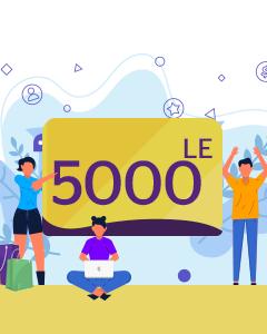 Hatolna Credit 5000