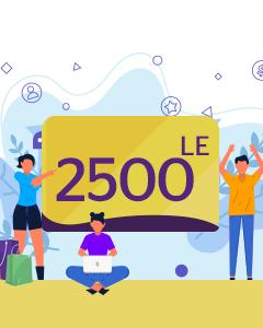 Hatolna Credit 2500